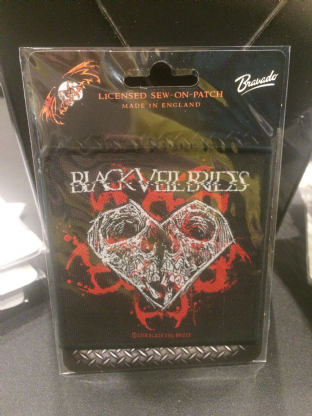 Black Veil Brides Patch